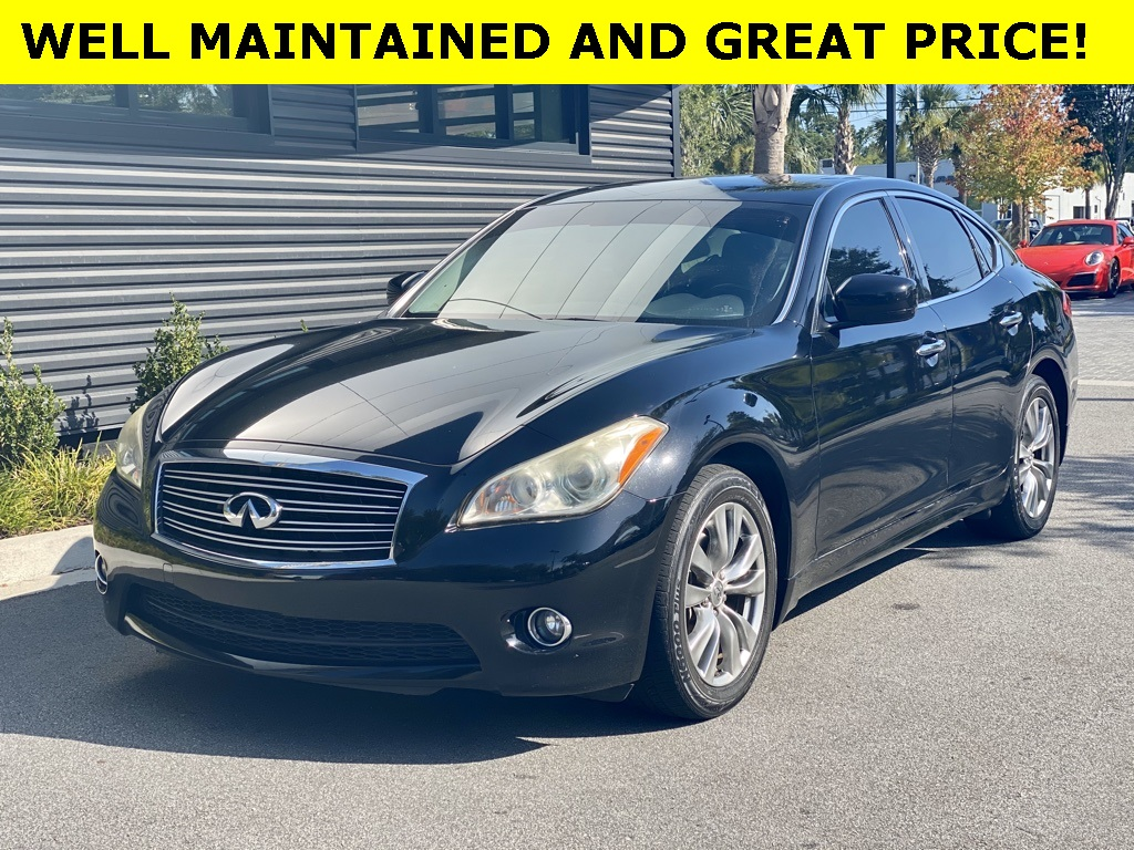 Pre-Owned 2013 INFINITI M37 Base