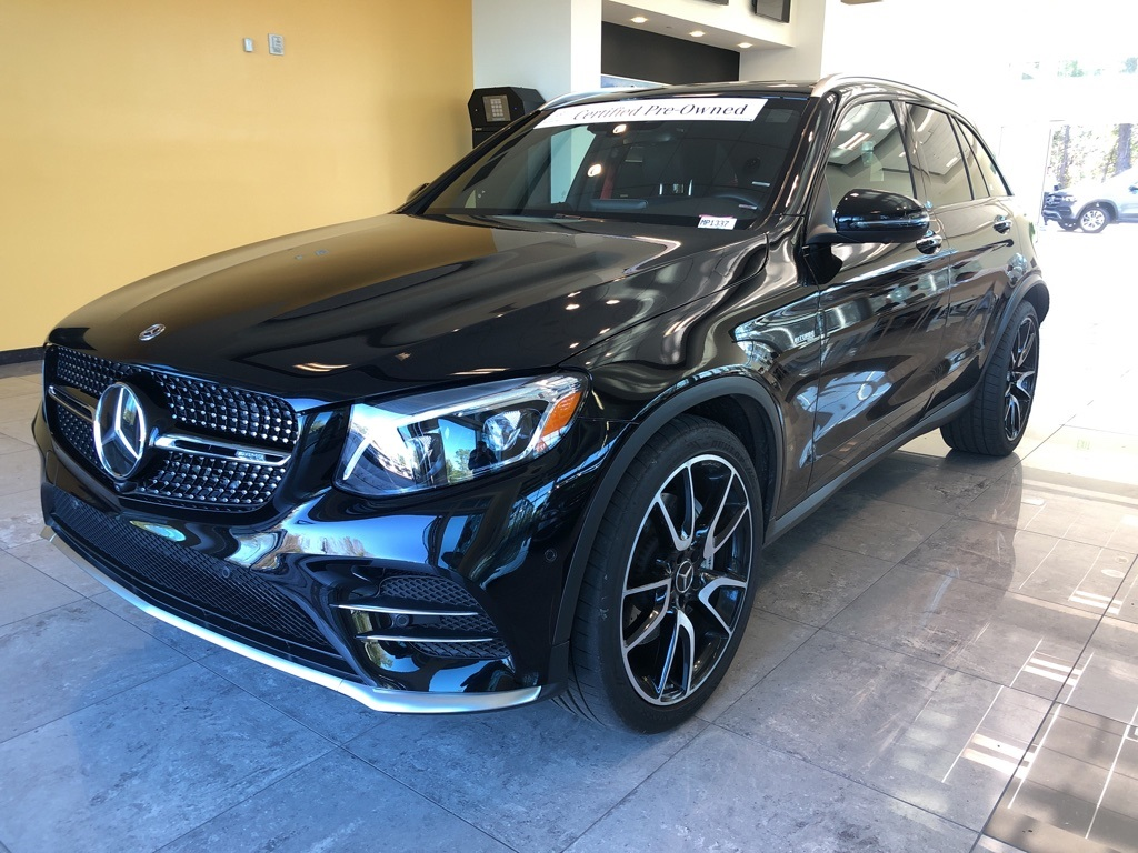 Certified Pre-Owned 2019 Mercedes-Benz GLC GLC 43 AMG®