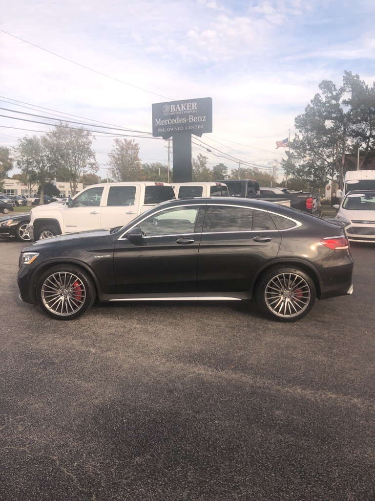 Pre-Owned 2020 Mercedes-Benz GLC GLC 63 AMG®