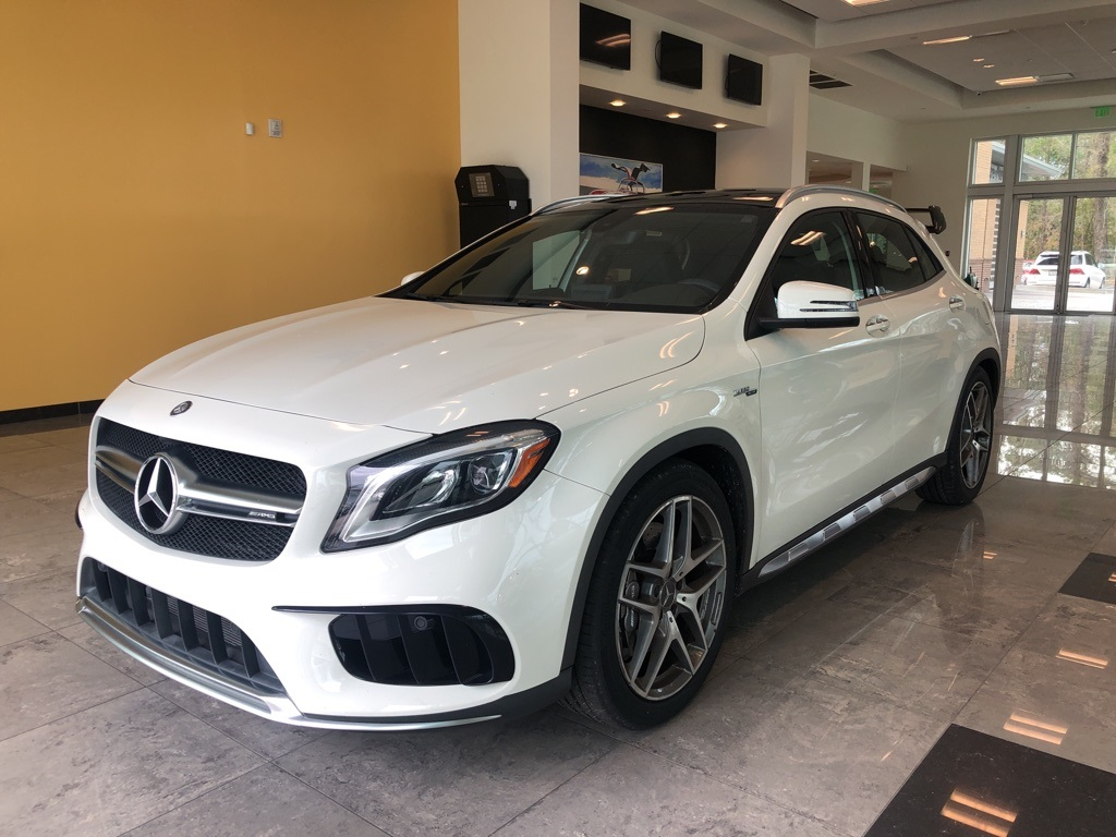 Certified Pre-Owned 2018 Mercedes-Benz GLA GLA 45 AMG®