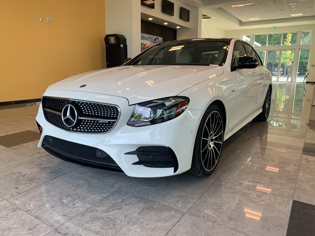 Certified Pre-Owned 2019 Mercedes-Benz E-Class E 53 AMG®