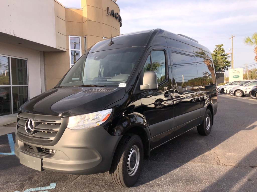 Pre-Owned 2019 Mercedes-Benz Sprinter 2500 Passenger 144 WB