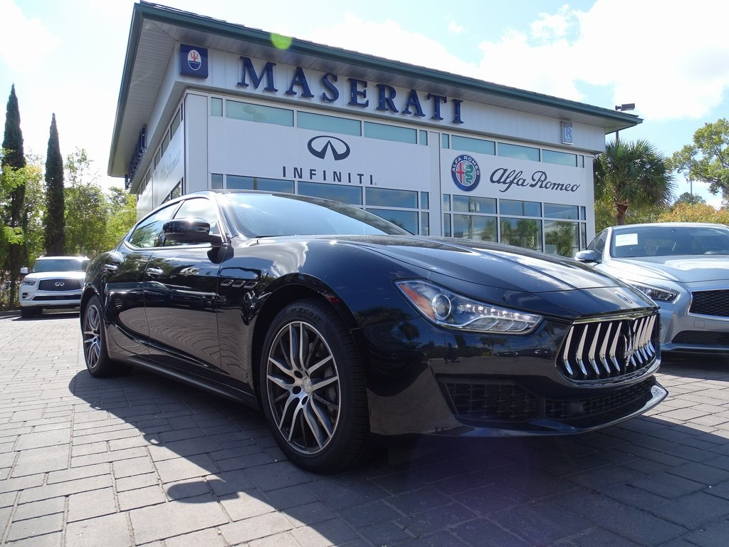 Certified Pre-Owned 2019 Maserati Ghibli Base