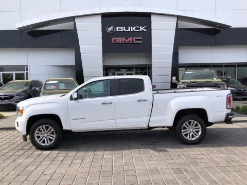 Pre-Owned 2015 GMC Canyon SLT