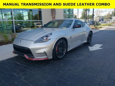 Pre-Owned 2017 Nissan 370Z NISMO Tech