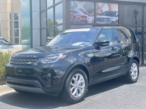 Pre-Owned 2020 Land Rover Discovery SE